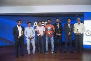 AIFC hold their first ever Awards Night
