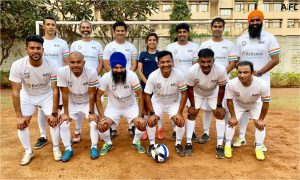 AIFC organises AIFF Grassroots Instructors Refresher Course – Photos