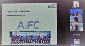 AIFC Webinar in Ladakh; Coaches Sajid & Wadoo lead the session