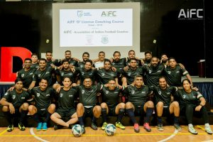 AIFF D License in Dubai organised by AIFC
