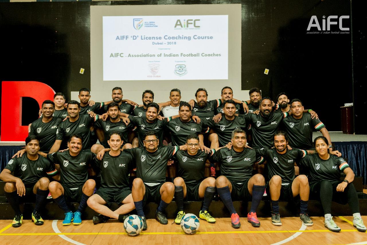 AIFF D License in Dubai organised by AIFC