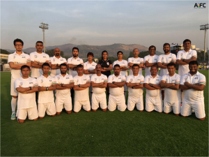 AIFC organises AIFF Grassroots Instructor Course