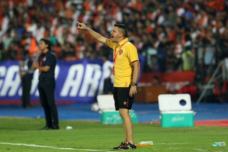 Dissecting FC Goa's Positional Play under Sergio Lobera – Part 2