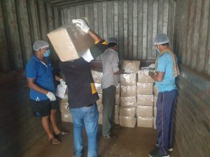 #AIFCforCoaches: First batch of food supplies dispatched