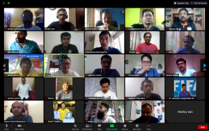 #AIFCforCoaches: Coaches & Educators form a team for the smooth functioning of the campaign