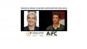 India & France Coaches Associations get into a partnership; AIFC and UNECATEF sign MoU