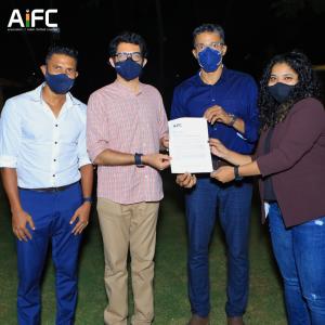 Shri Aaditya Thackeray Joins National Coaches Body – AIFC